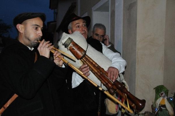 Zampognari di Sardegna in Tour
