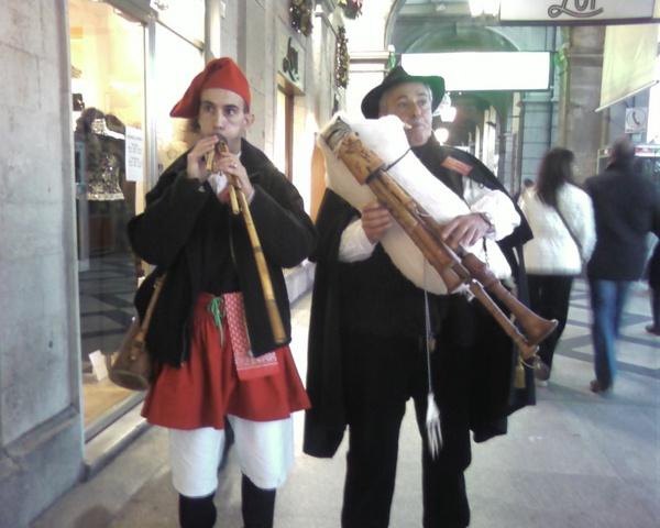 Zampogna e Launeddas a Cagliari